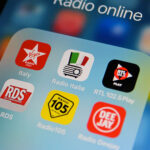 Ascoltare la Radio online in streaming con App