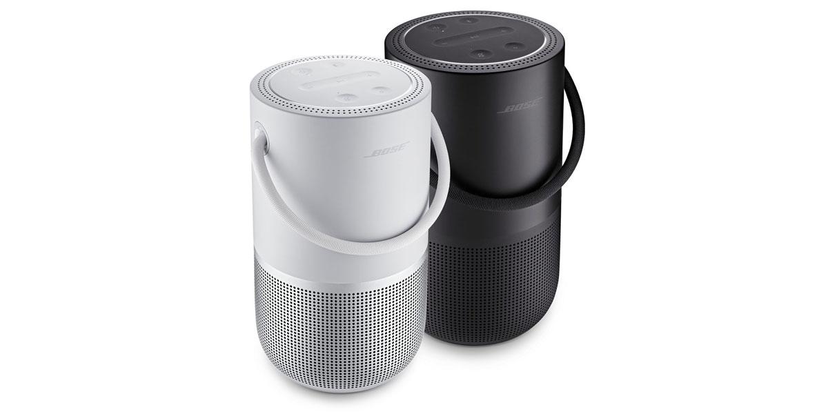 Cassa Bluetooth Bose con WiFi e Assistente vocale Google e Alexa