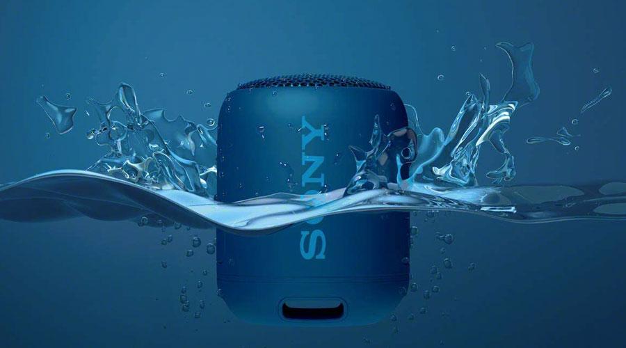 Cassa bluetooth impermeabile Sony