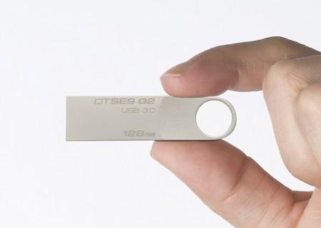 La migliore chiavetta del momento è la Kingston DataTraveler da 128GB