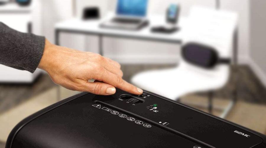 Come funziona distruggi documenti o distruggi carte