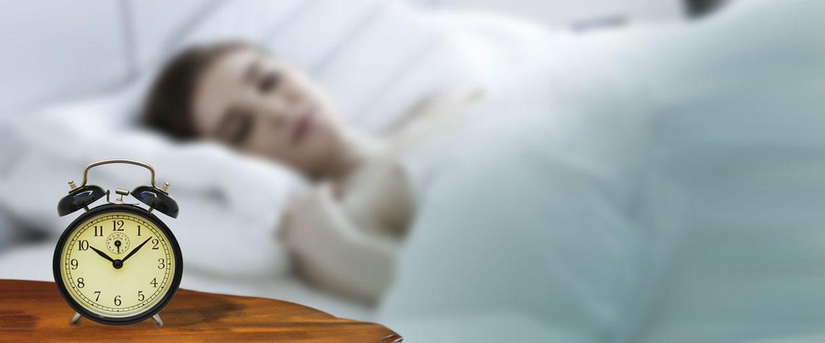 Dormire più velocemente meglio utilizzando un metronomo luminoso