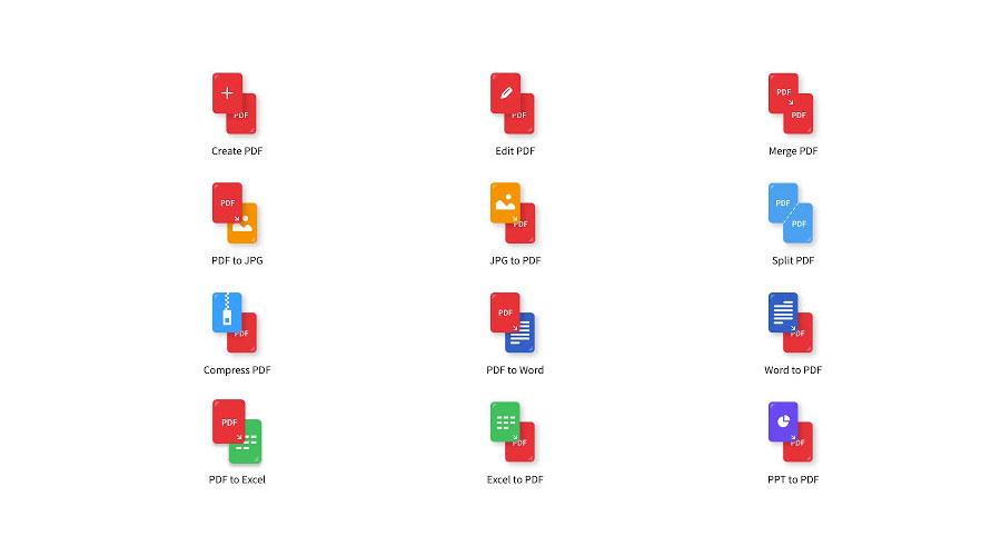 Elaborazione di file PDF