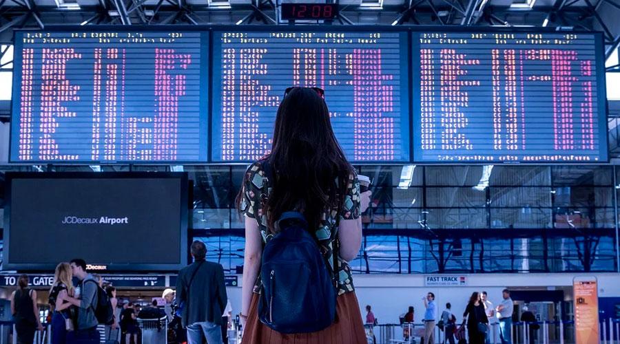 Scoprire i voli aerei in tempo reale