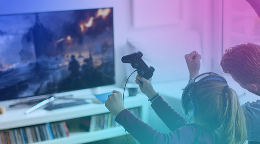 Gamepad da collegare alla Smart TV e Android TV