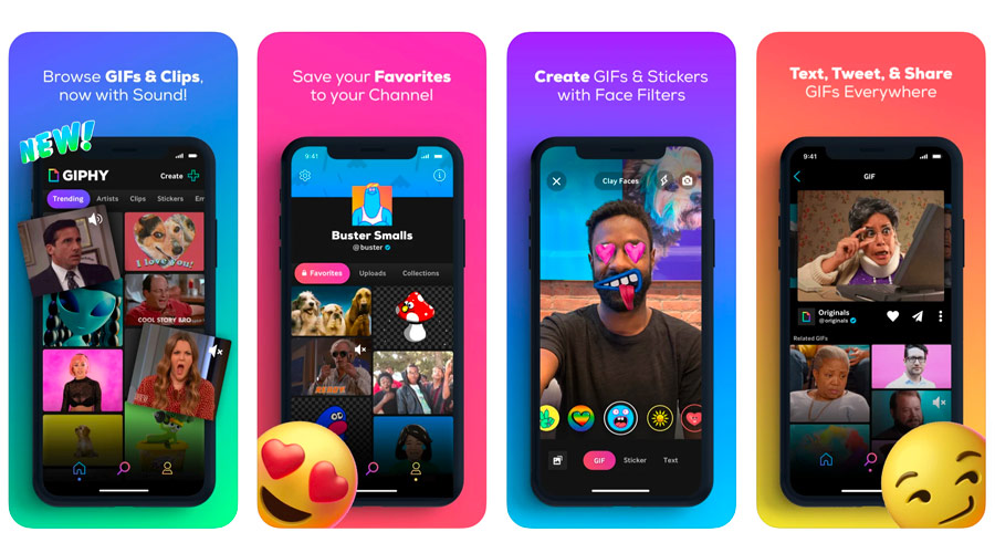 Aggiungere stickers da App Sterne