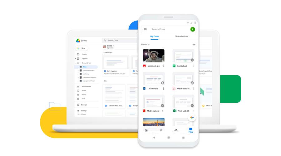 Cos'è come funziona Google drive