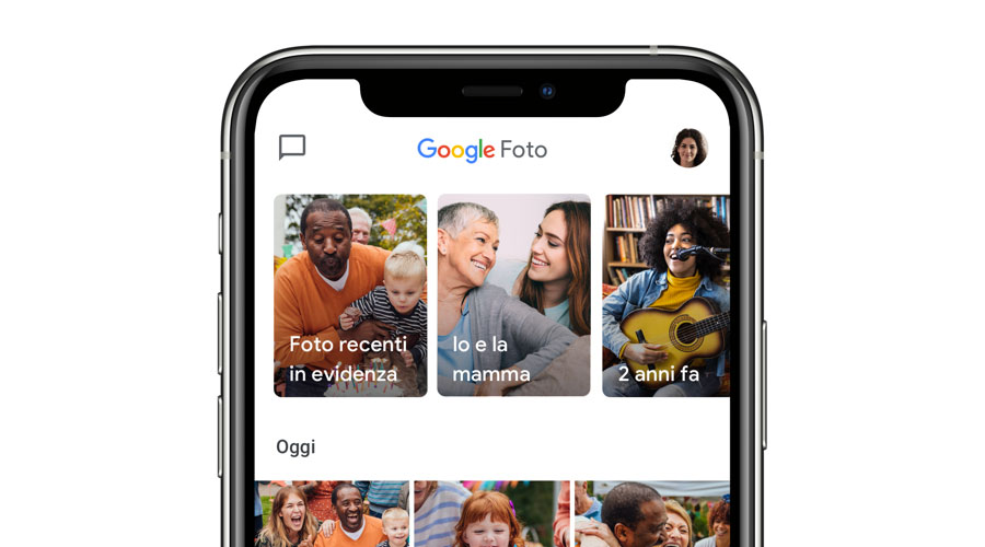 Come fare il Backup delle foto su iPhone gratis su Cloud illimitato con Google Foto