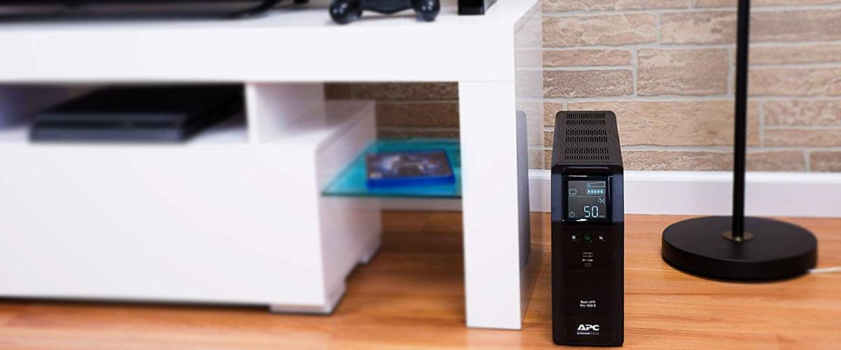 Proteggere gli Elettrodomestici da sbalzi di tensione e blackout con gli UPS