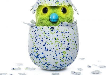 Hatchimals simpatici draghetti con uovo
