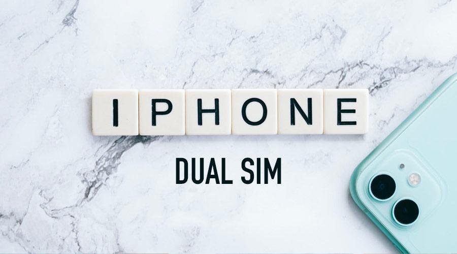 IPhone con doppia Sim
