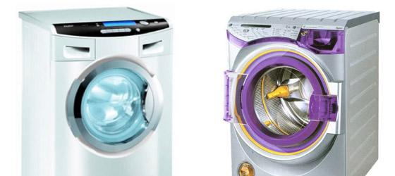 Lavatrici innovative senza detersivo e doppio cestello for Lavatrice doppio cestello