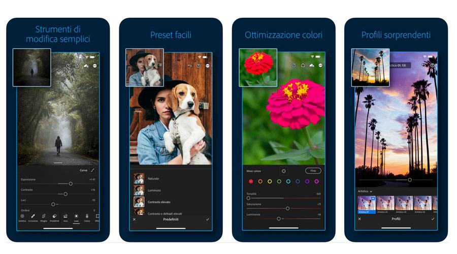Migliori App per modificare foto gratuitamente su iOS e Android