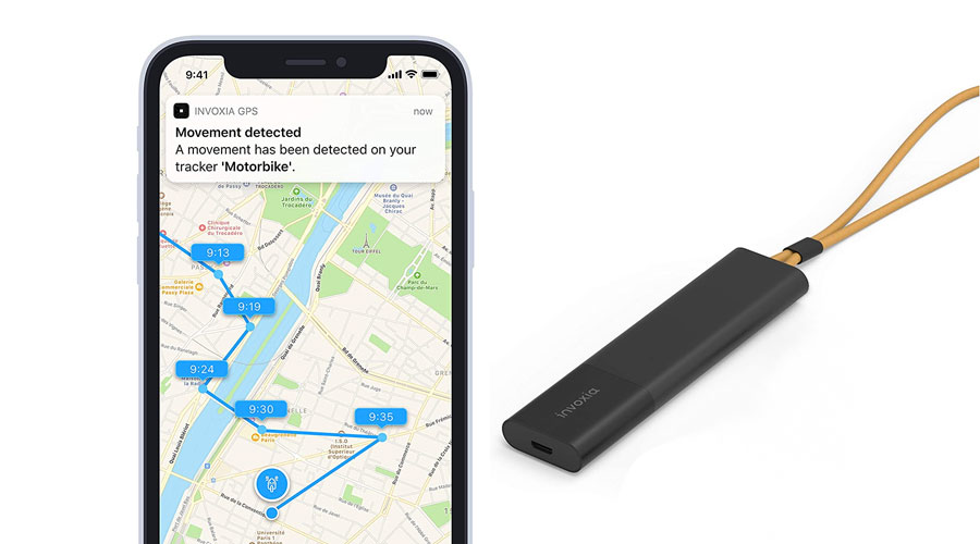 GPS tracker senza SIM con tecnologia SigFox