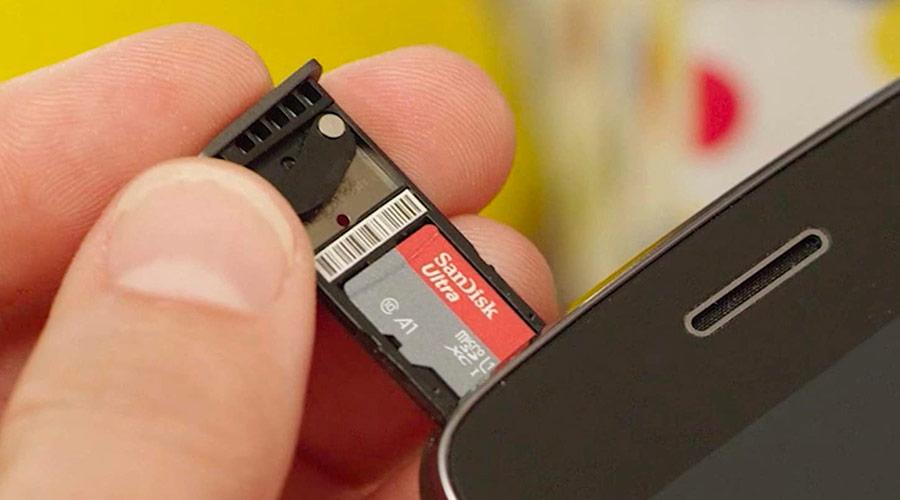MicroSD cosa sapere