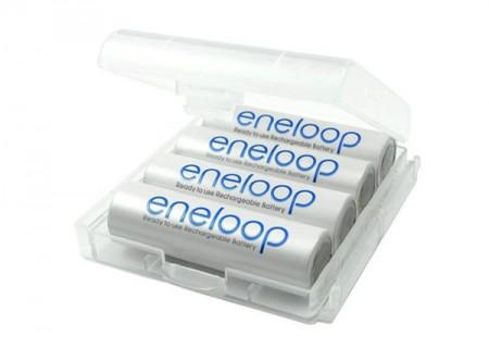 Pile Eneloop ricaricabili