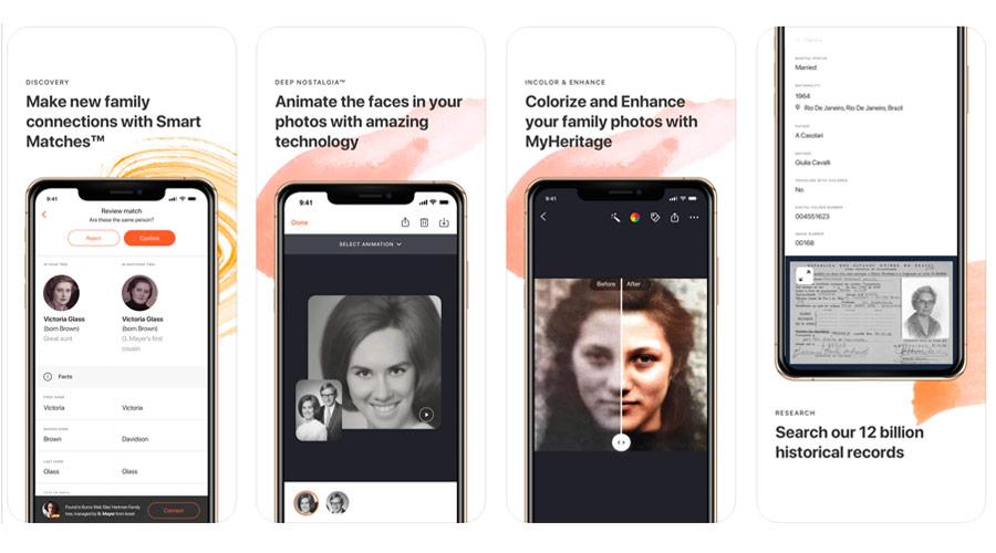 Rendere animata una foto un volto con le migliori app di animazione