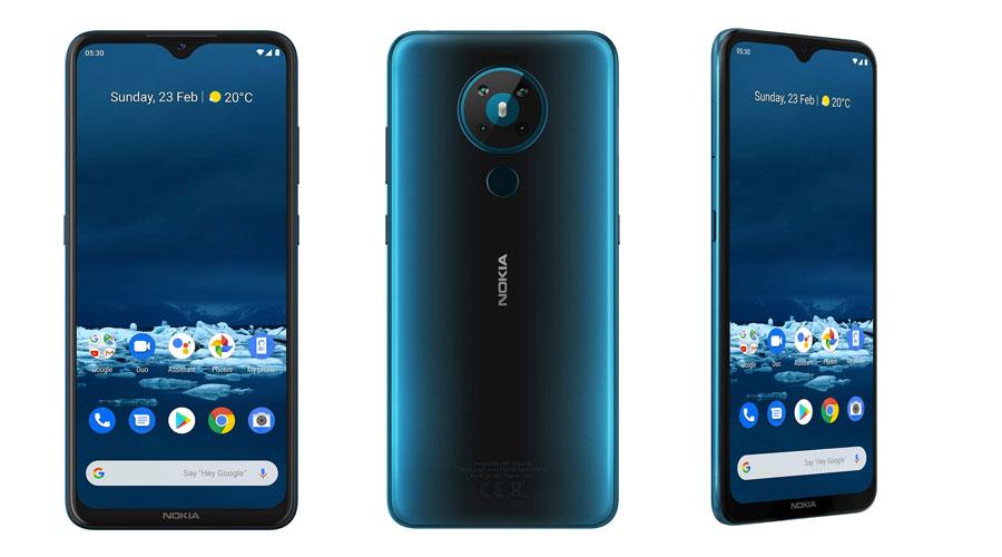 Estetica del Nokia 5.3