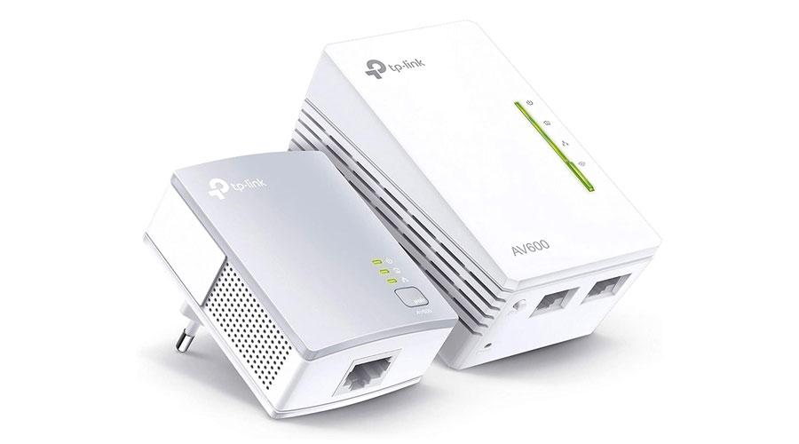 Powerline per ampliare il Wi-Fi tramite la linea elettrica