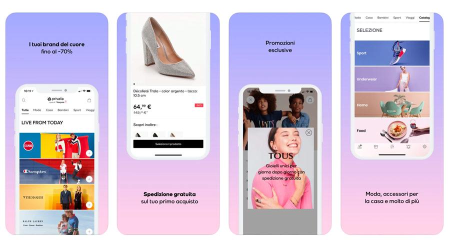Outlet online con numerosi sconti e promozioni per acquistare abbigliamento