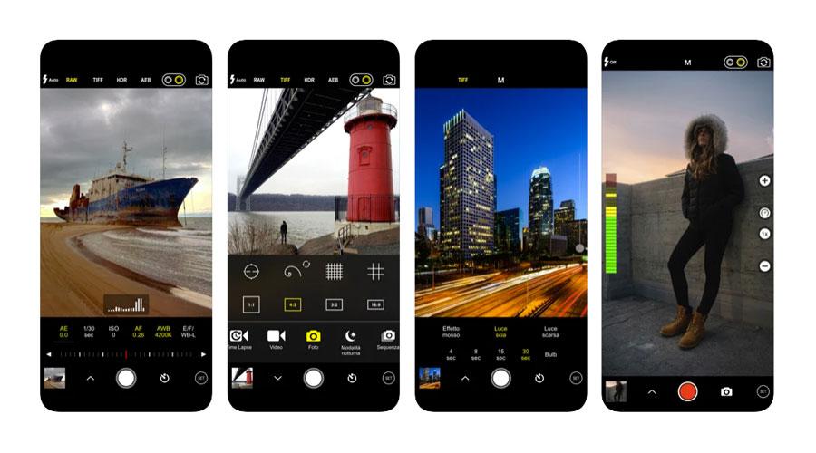 Pro Camera iPhone