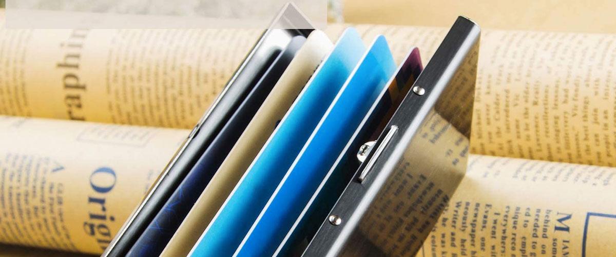 Come proteggere le carte di credito Contactless