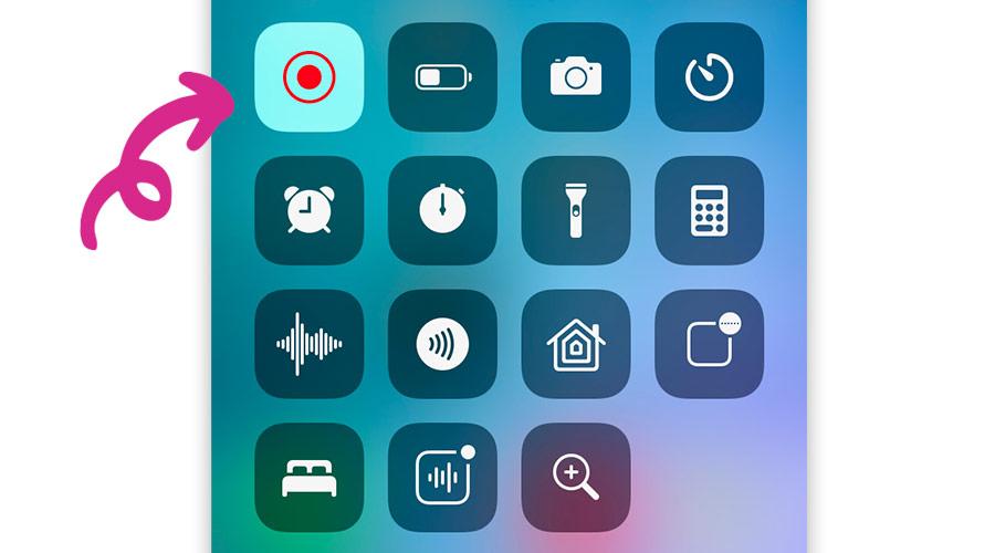 Come registrare lo schermo su iPhone