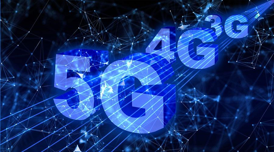 5G 4G 3G