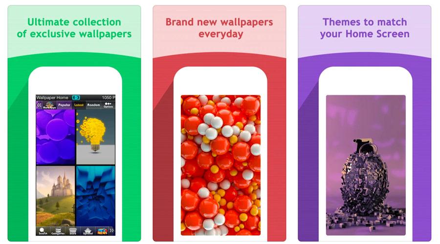 Sfondi 3D per iPhone