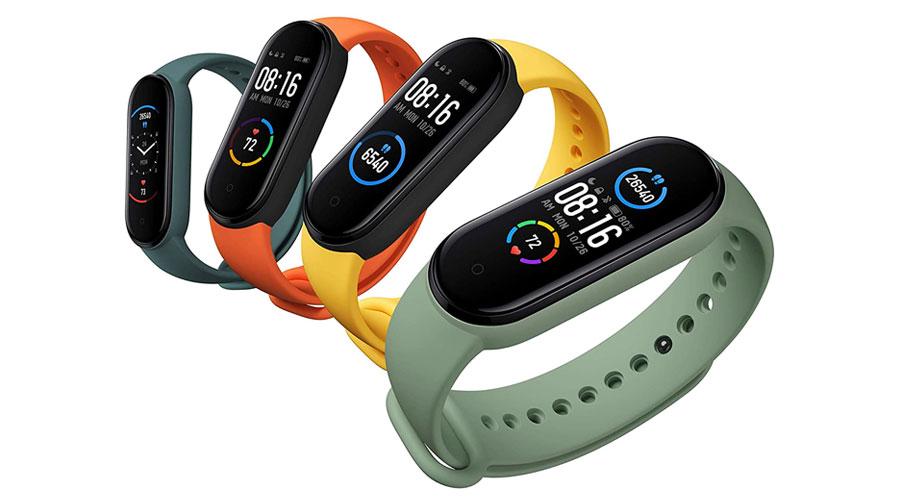 Smartband per monitorare lo sport ed il fitness