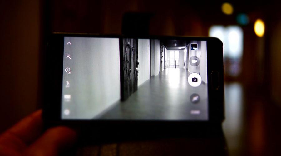 Utilizzare lo Smartphone come telecamera di sicurezza