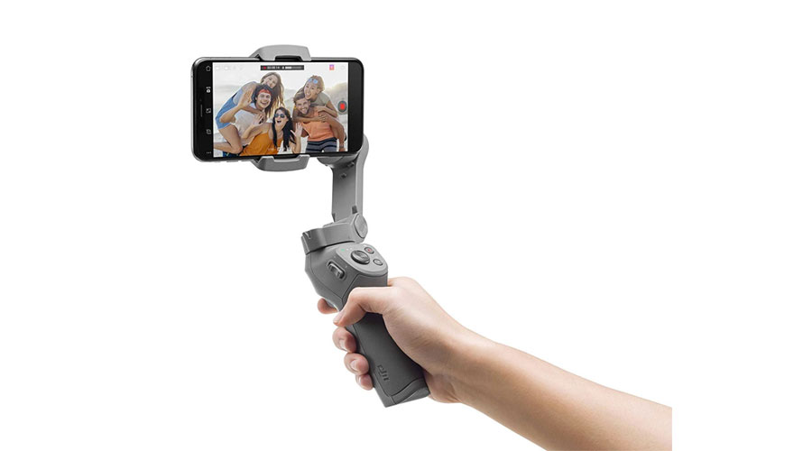 Stabilizzatore per iPhone Gimbal