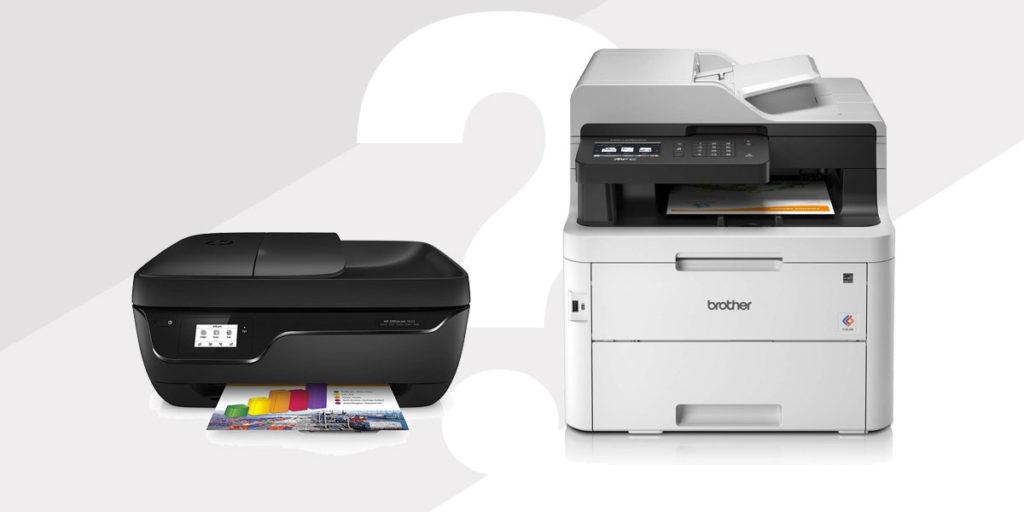 Quale stampante per uso saltuario scegliere? InkJet o Laser