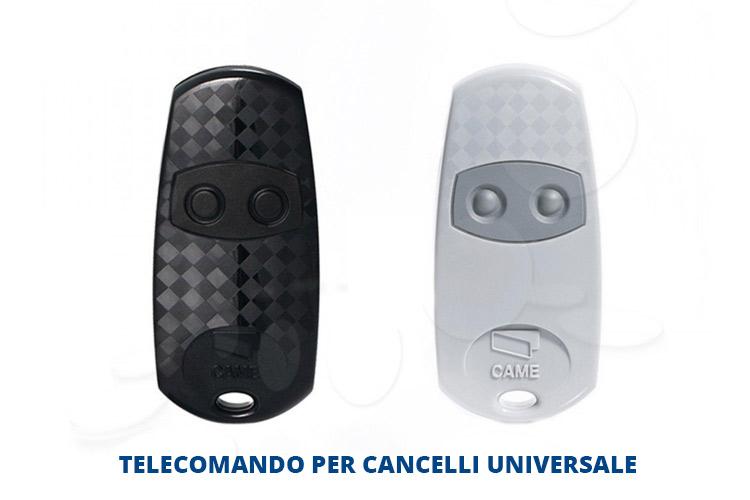 Telecomando universale per cancelli