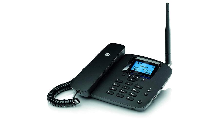 Telefono fisso dotato di Sim