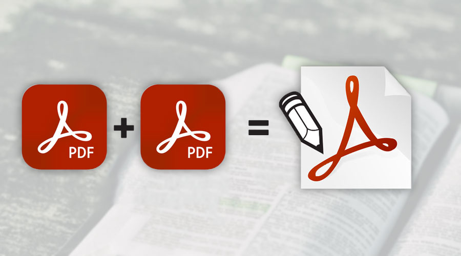Come unire insieme più file PDF online